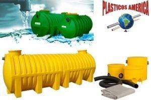 LInea Almacenamiento de agua y Tratamiento de Aguas servidas